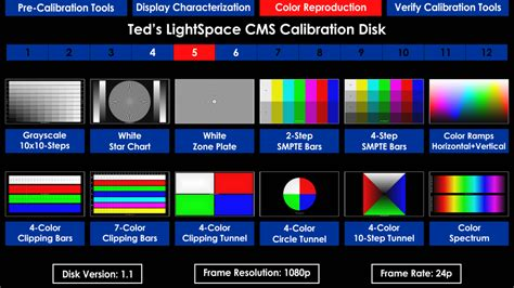 hcfr pattern generator official b c e g6p oled calibration thread page 3