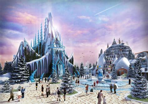 theme park adventure ideattack unveils designs for 135m xinglong adventure