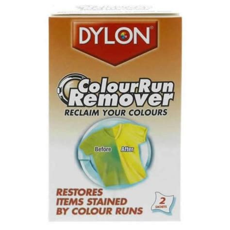 how to remove color from fabric dylon colour run remover fabric colour saver 163 4 75