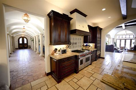 Spanish Kitchen Design by Spanish Kitchen Design With Modern Space Saving Design