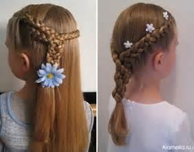 cute hairstyles for kindergarten прически для девочек на длинные волосы фото причесок