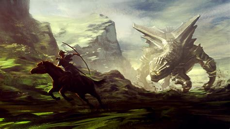 Wallpaper Children by Shadow Of The Colossus Art Wallpapers
