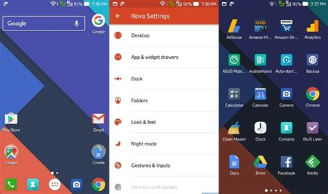 best nova launcher themes 2016 22 best launchers for android 2018 fastest android crush