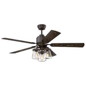 ceiling fans at costco litex andrus 52 quot ceiling fan bronze finish