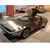 DeLorean Prototype &amp Production  AACA Museum