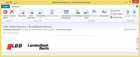 landesbank berlin kreditkartenkonto lbb kartenservice kreditkartenkonto landesbank