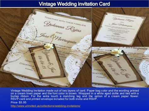 Cheap Wedding Invitation by Cheap Wedding Invitations
