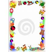Baby Toys Border Royalty Free Stock Images  Image 5257209