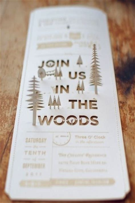 wedding invitations with woods themes an enchanted forest wedding theme palette