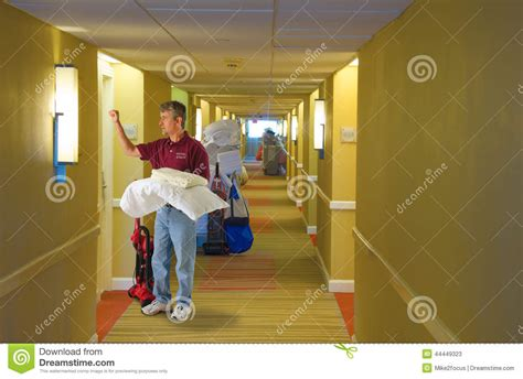 Rooms To Go Delivery Time by Cleaning Crew Hotel Staff Working Delivery Stock Photo