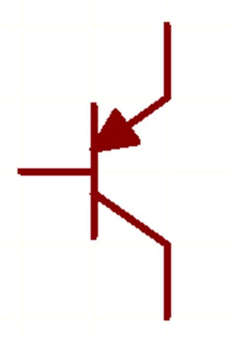 transistor pnp symbol hvac symbols