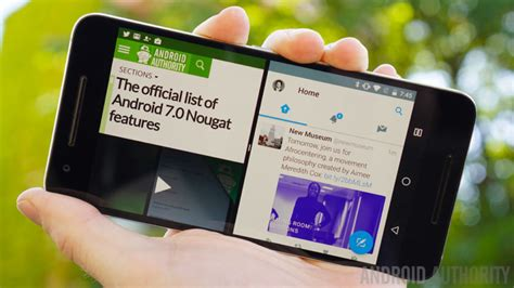 7 for android android 7 0 nougat review features updates and changes