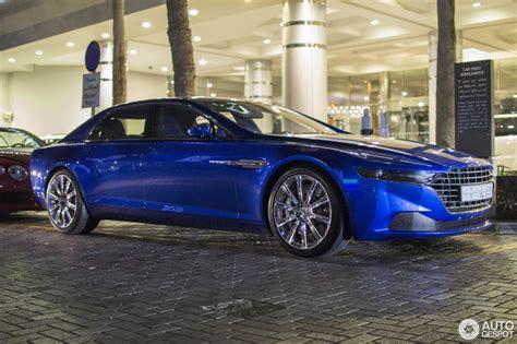Aston Martin Sales by Lagonda Taraf For Sale