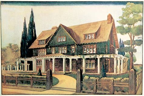 arts and crafts style home modern cottage and bungalow plans eye on design by dan
