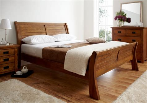 King Size Bedroom Sets Wood by Wooden King Size Bed Frame Diy Or Invest Blogbeen