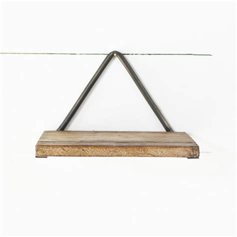 wood plank wall shelf set   antique farmhouse