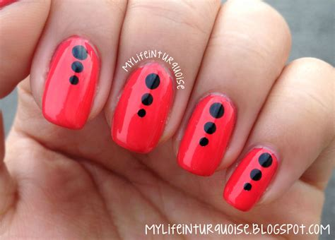pretty easy nail designs to do at home