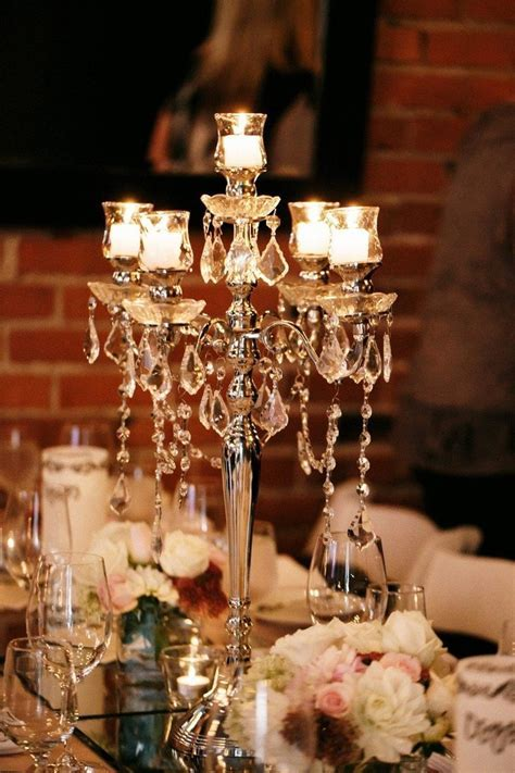 Best 25  Candelabra centerpiece ideas on Pinterest