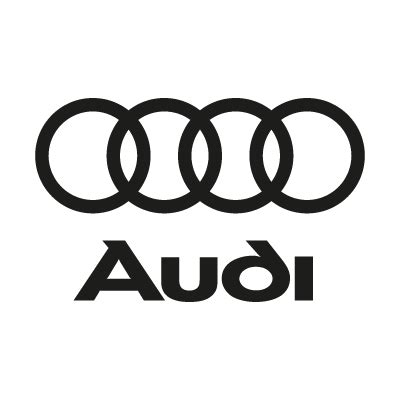 audi logo black and audi logos in vector format eps ai cdr svg free download