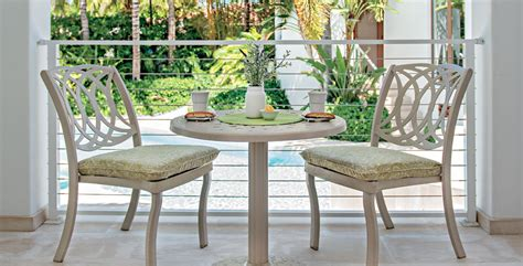 Patio Furniture Massachusetts by Cast Aluminum Patio Furniture Seasonal Specialty Stores