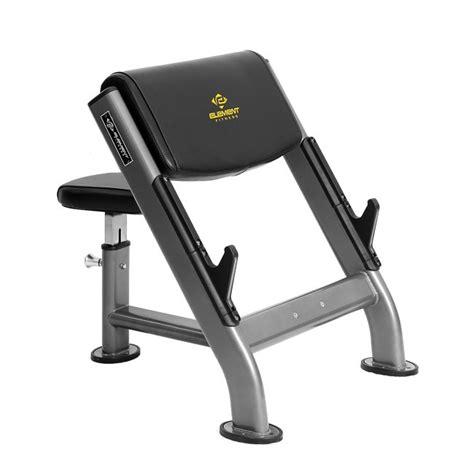 preacher curl bench canada preacher curl bench by element fitness the treadmill