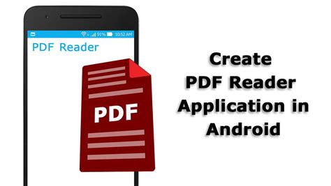 android pdf reader how to create pdf reader application in android uandblog