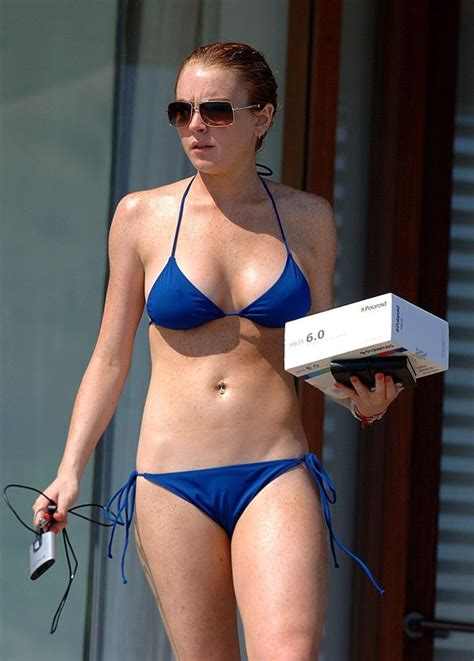 Get The Look Lindsay Lohans Bahama Bikinis by 249 Best Images About Lindsay Lohan On Still