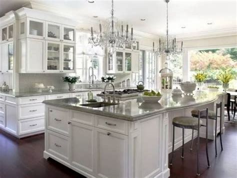 Kitchen Cabinet Painted White Country Kitchen Cabinets Country Kitchens With White Cabinets