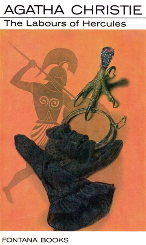 the labours of hercules 17 best images about vintage agatha christie books 彡 on crime cover art and the pigeon