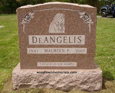 woodlawn memorials cemetery memorials headstones catholic designs headstones cemetery memorials