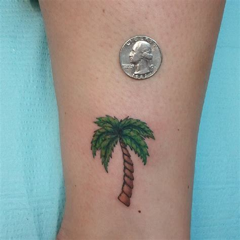 finger tattoo palm tree palm tree tattoo images designs