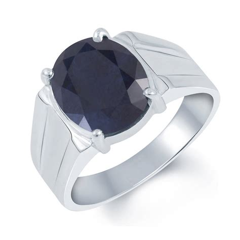 Blue Saphire 7 7ct buy 7ct blue sapphire gemstone rings