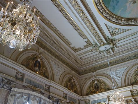 Iv Ceilings by Review Of Monaco Restaurant Louis Xv By Andy Hayler