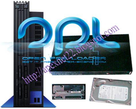 Ps2 Harddisk Saat Ini p x net 22 cara install open ps2 loader hd external