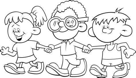 imagenes para colorear sobre la amistad im 225 genes de amistad bonitas 187 dibujos gifs frases de amistad