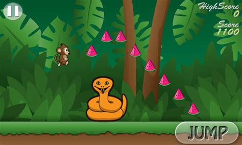 monkey run android apps on play