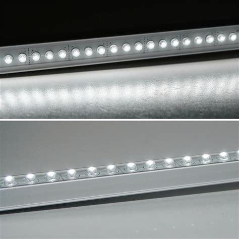led lichtleiste aluminium led lichtleiste wei 223 25cm 12v dc design