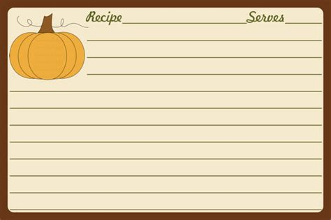 thanksgiving recipe card template free parraclan designs thanksgiving clip recipe cards