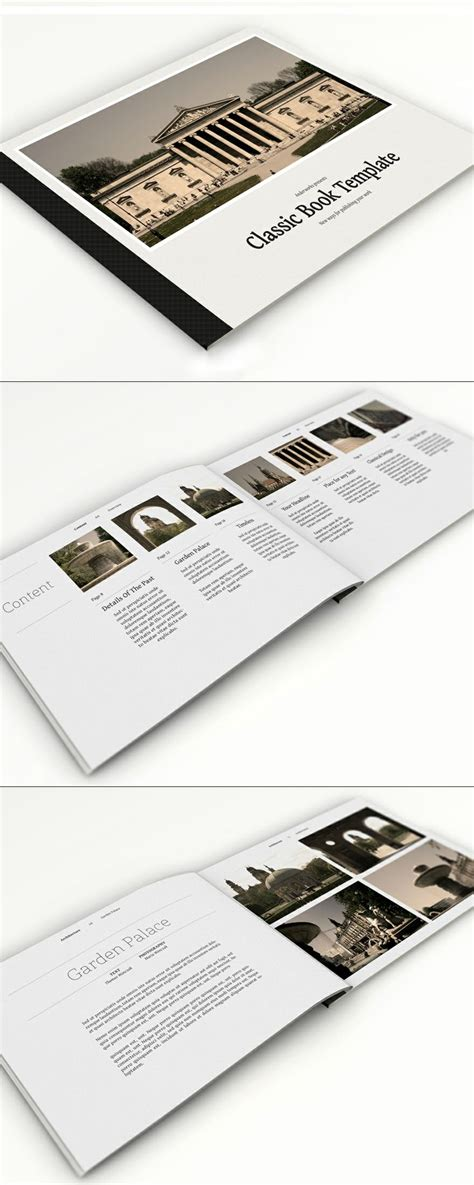 classic book layout design classic book template via creattica voorbeeld voor je