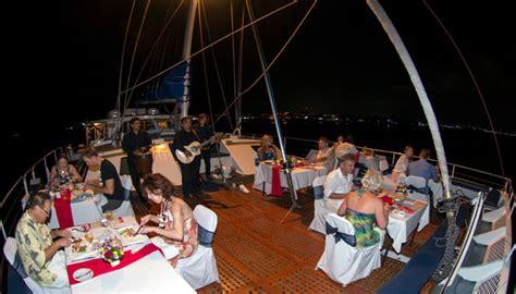 bali hai aristocat evening cruise seminyak bali transport