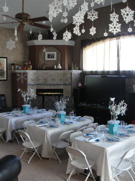 My Party Dreamz: A Winter Wonderland Princess Party!