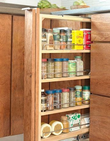 kitchen spice storage ideas small kitchen idea vertical spice drawer diy craft