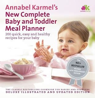 annabel karmels new complete annabel karmel new complete baby toddler meal planner giveaway emmy s mummy