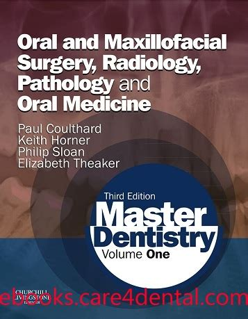 and maxillofacial pathology e book books master dentistry 3rd edition volume 1 and