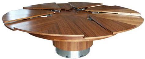 expanding table mechanism transformer furniture db fletcher s expanding tables