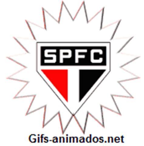 gif animado 17 do escudo do time So Paulo futebol ...