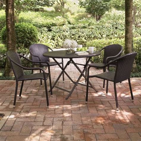Outdoor Dining Sets For 4 Best Outdoor Dining Sets For 4 In 2016 A Listly List