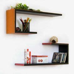 Rak Dindingfloating Shelves 20x10x3 the ives floating shelf is wall mounted shelving unit that uses brackets so you