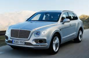 Bentley Prices Uk Bentley Bentayga Review Autocar