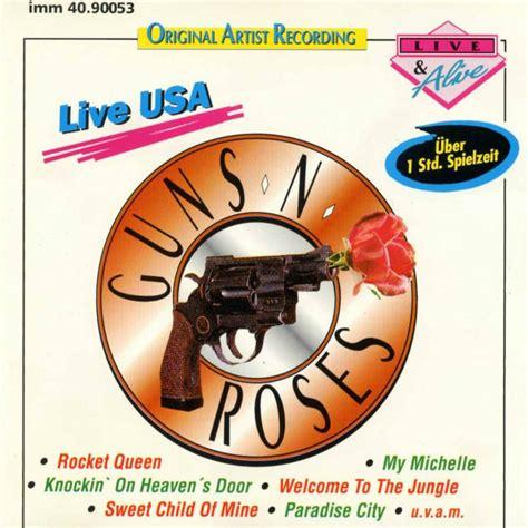 live usa live usa cd 1 guns n 180 roses mp3 buy tracklist